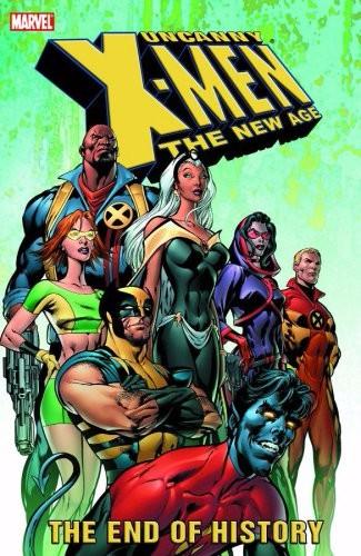 Couverture de Uncanny X-Men (The) (1963) -INT- The New Age Volume 1: The End of History