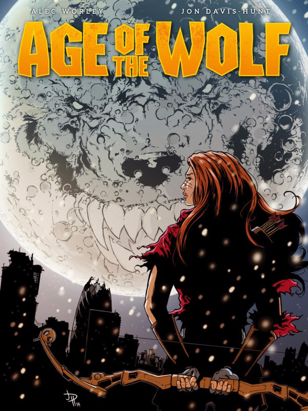 Couverture de Age of the Wolf (2014) -INT- Age of the Wolf: Rebellion
