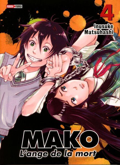 Couverture de Mako : L'Ange de la Mort -4- Volume 4