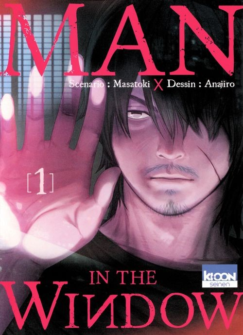 Couverture de Man in the Window -1- Volume 1