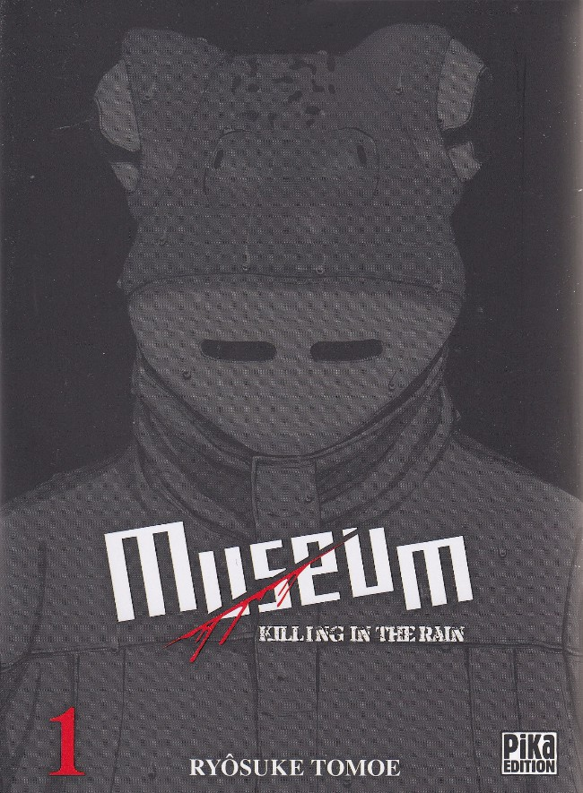 Couverture de Museum - Killing in the rain -1- Volume 1