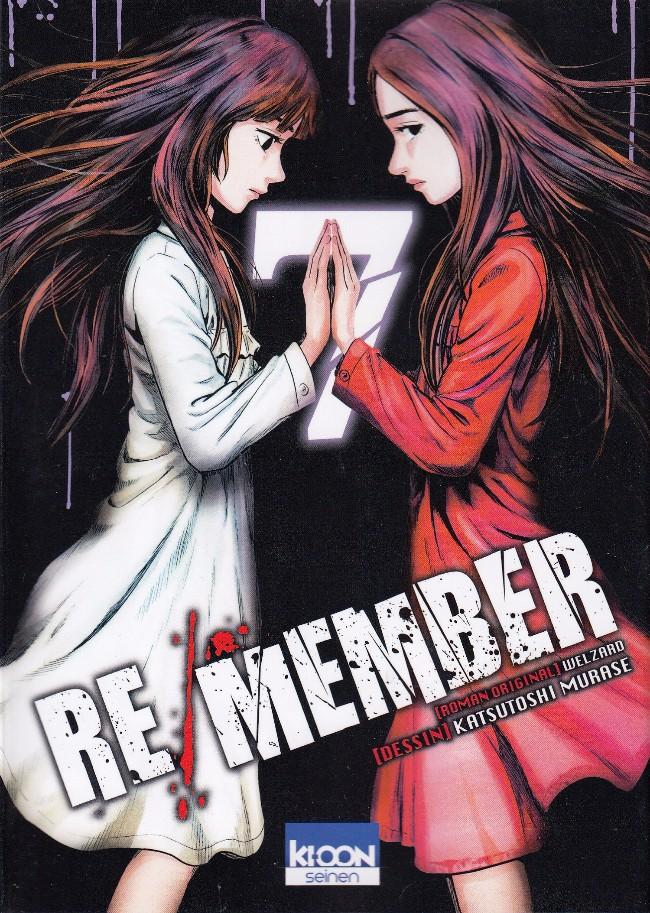 Couverture de Re/Member -7- Tome 7