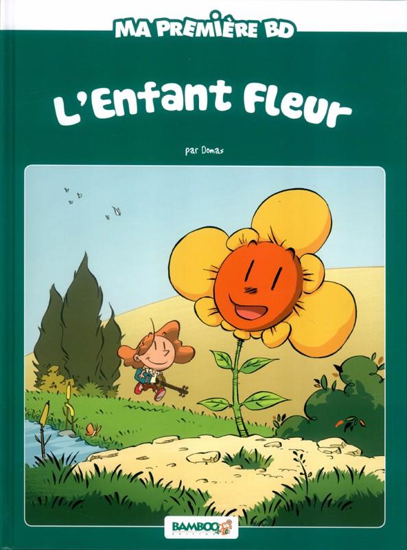 Couverture de L'enfant fleur