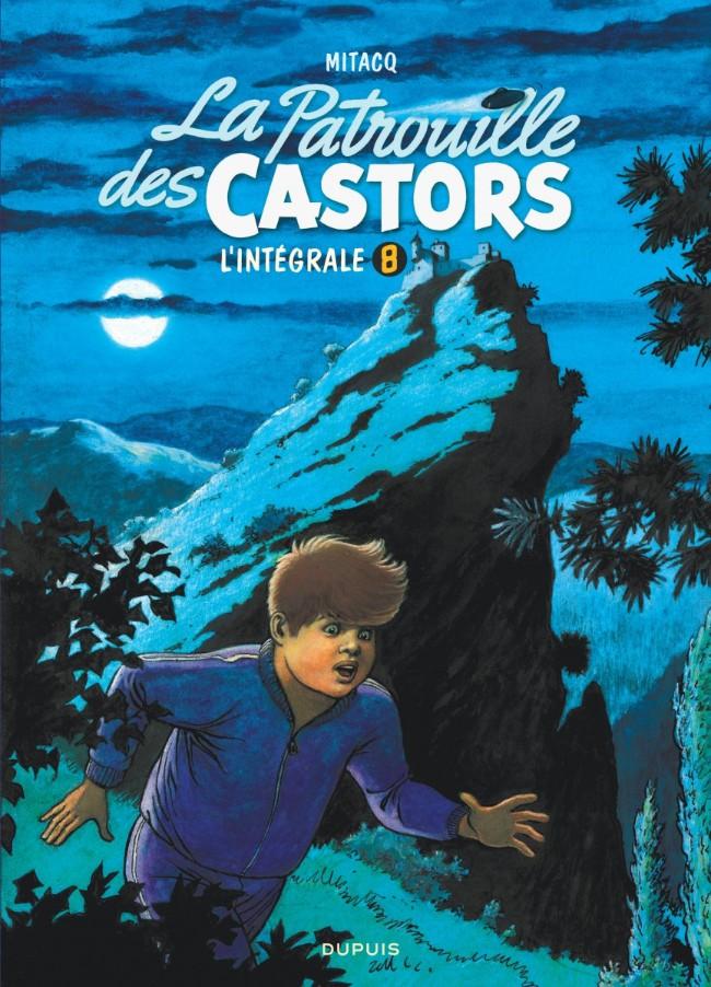 Couverture de La patrouille des Castors -INT8- L'intégrale 8 (1990-1994)