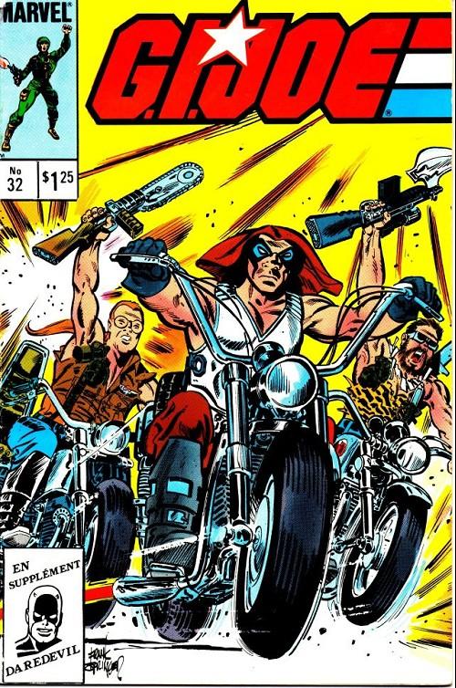 Couverture de G.I. Joe (Éditions héritage) -32- La montagne