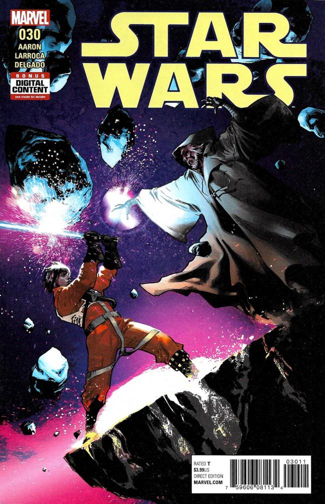 Couverture de Star Wars (2015) -30- book VI, Part V: Yoda's Secret War