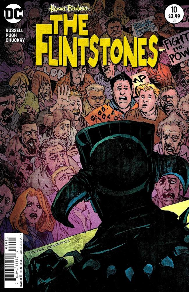 Couverture de Flintstones (The) (2016) -10- Buyer's Remorse