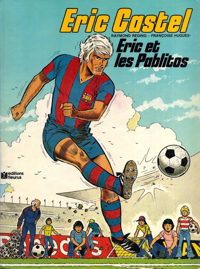 Eric Castel - 15 tomes