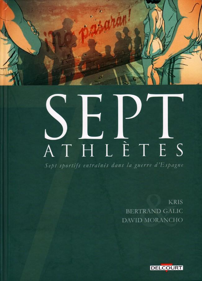 Couverture de Sept -20- Sept athlètes
