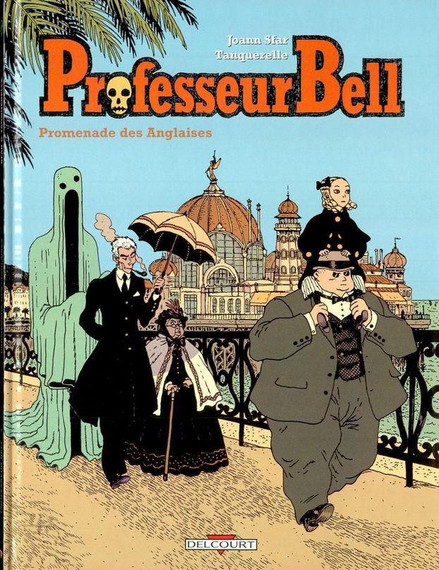 Professeur Bell 4 Promenade Des Anglaises