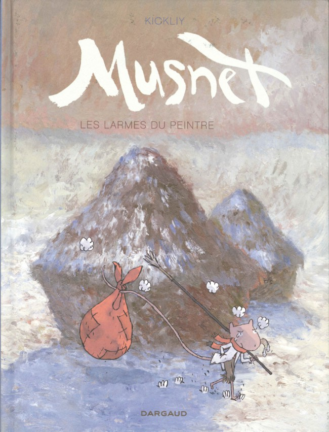 Couverture de Musnet -4- Les larmes du peintre