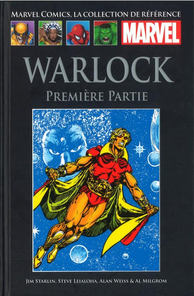 Couverture de Marvel Comics - La collection (Hachette) -83XXXI- Warlock - Première Partie