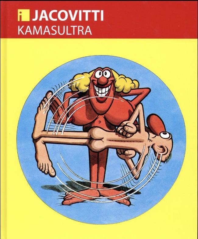 Couverture de Kamasutra / Kamasultra (Jacovitti) - Kamasultra