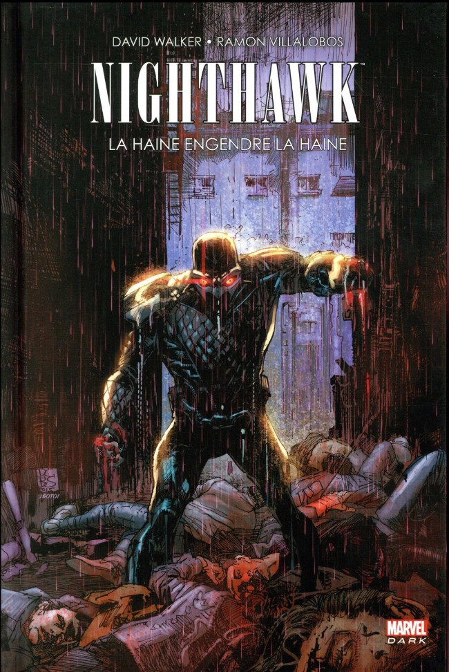Couverture de Nighthawk - La Haine engendre la haine