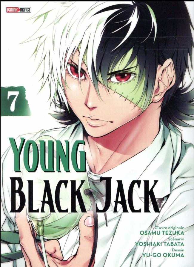 Couverture de Young Black Jack -7- Tome 7