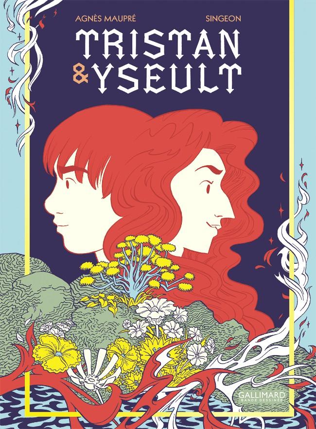 Tristan et Yseult sur Bookys
