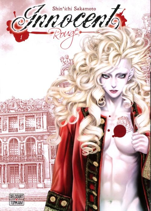 Couverture de Innocent Rouge -1- Sanglante innocence