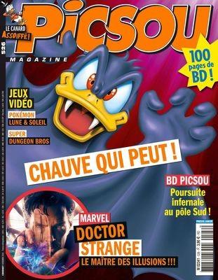 Couverture de Picsou Magazine -526- Une affaire de glace