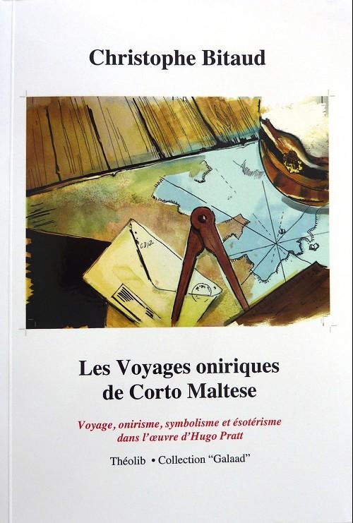 Couverture de (AUT) Pratt, Hugo - Les Voyages oniriques de Corto Maltese