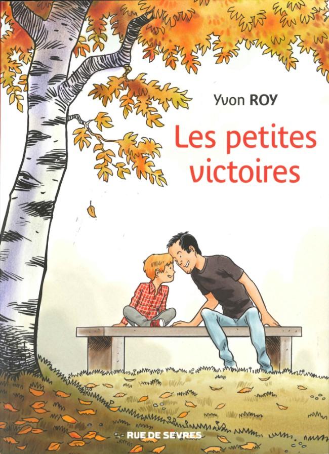 Couverture de Les petites victoires