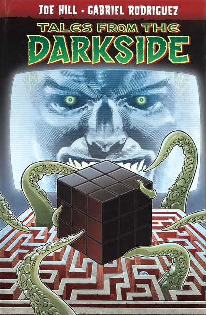 Couverture de Tales from the Darkside