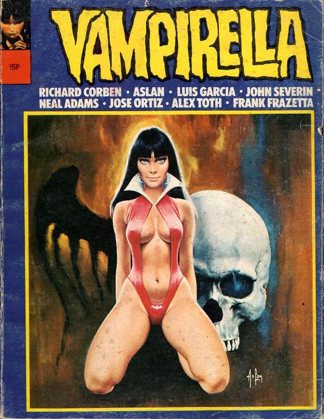 Couverture de Vampirella (Publicness) -Rec06bis- Album N° 6 (n° 15-16-20)