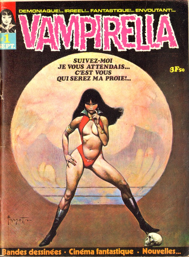 Couverture de Vampirella (Publicness) -1A- n° 1