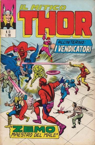 Couverture de MiticoThor (Il) -13-