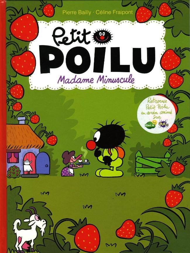 Couverture de Petit Poilu -20- Madame Minuscule