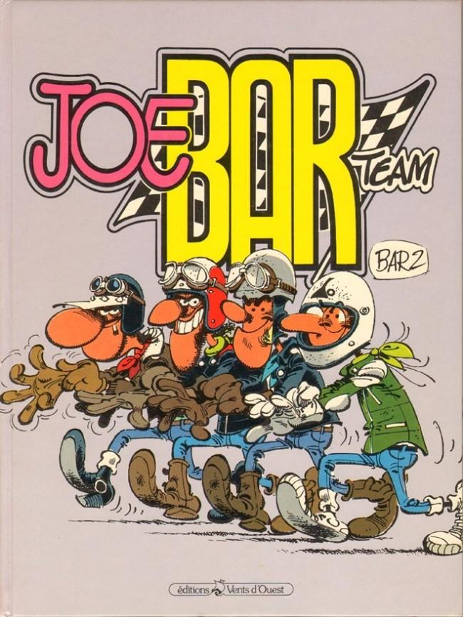 Couverture de Joe Bar Team -1- Tome 1