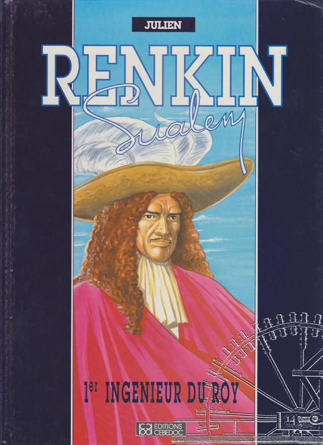 Couverture de Renkin Sualem 1er Ingénieur du Roy