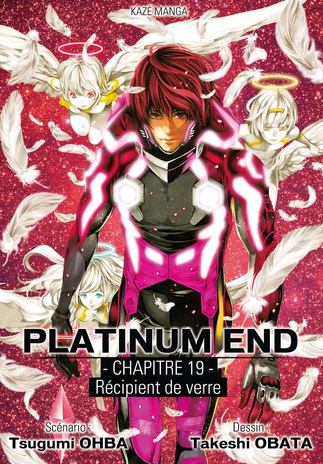 Couverture de Platinum End -Num19- Récipient de verre