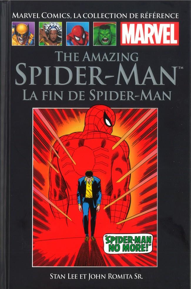 Couverture de Marvel Comics - La collection (Hachette) -85VIII- Amazing Spider-Man - La Fin de Spider-Man