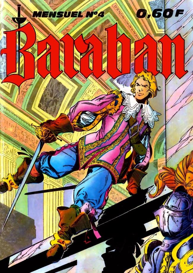 Couverture de Baraban -4- Le 3ème homme
