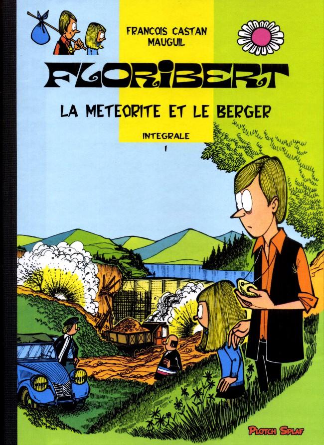 Couverture de Floribert -1- La météorite et le berger