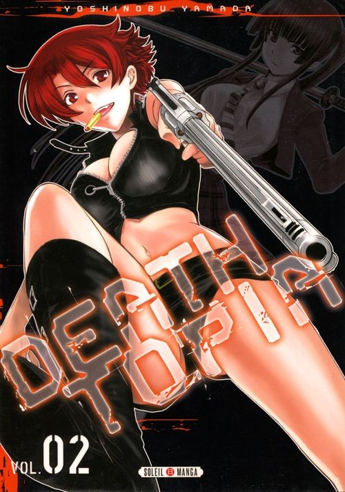 Couverture de Deathtopia -2- Volume 2