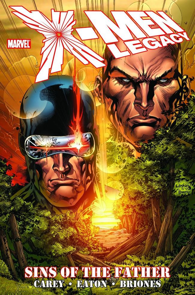 Couverture de X-Men Legacy (2008) -INT02- Sins of the Father