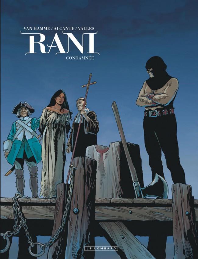 Couverture de Rani -6- Condamnée