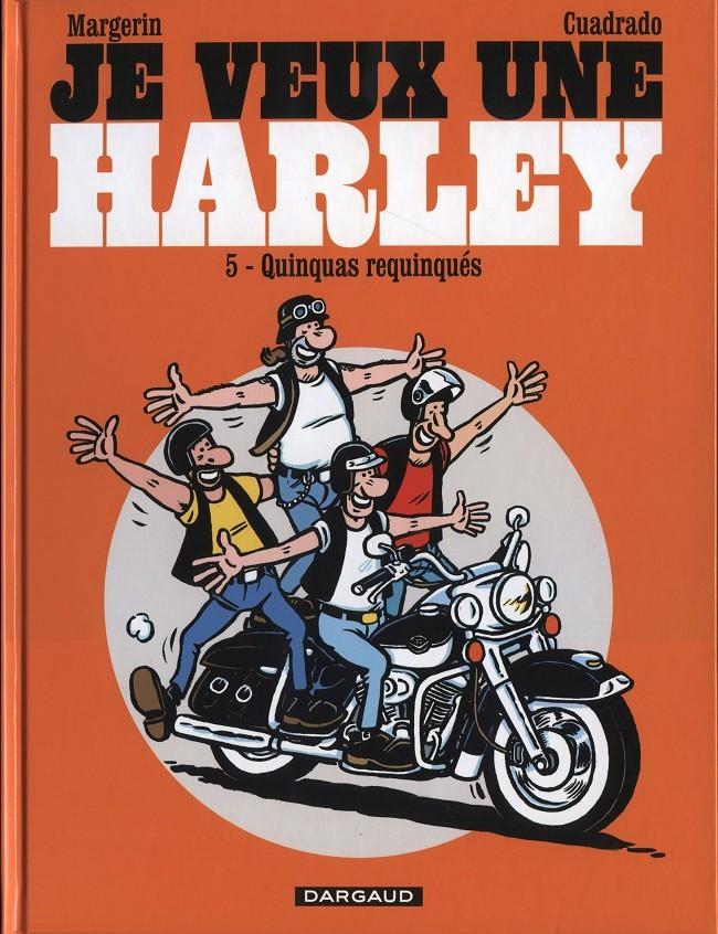Je veux une Harley - 5 tomes