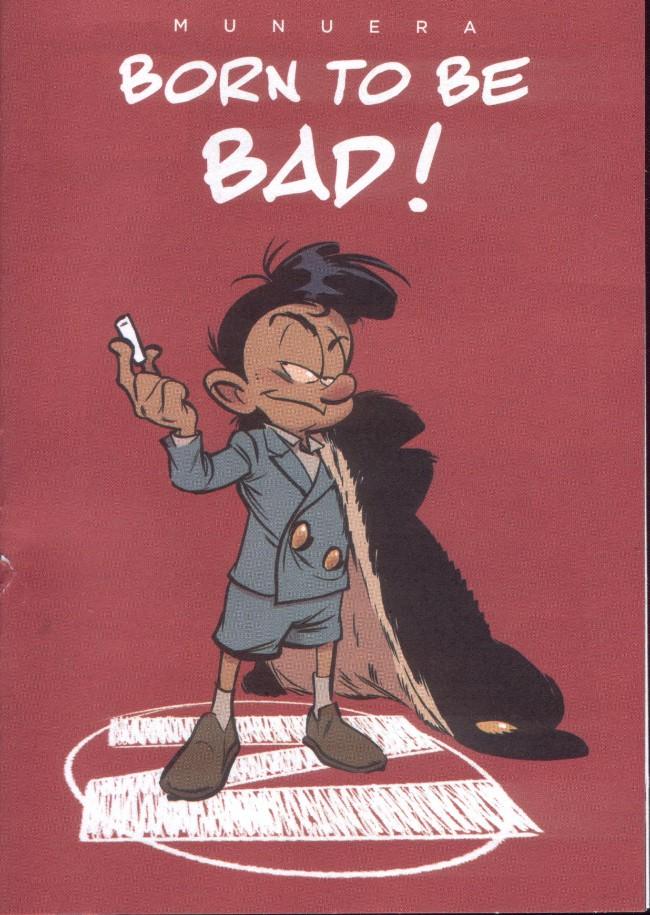 Couverture de Mini-récits et stripbooks Spirou -MR4129- Born to be bad !