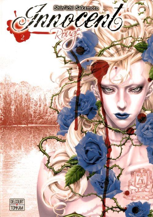Couverture de Innocent Rouge -2- L'amour, le visage de la malédiction