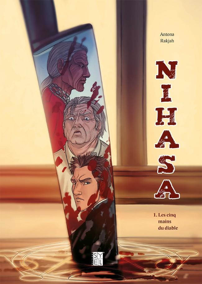 Couverture de Nihasa -1- Les 5 mains du Diable
