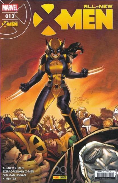 Couverture de All-New X-Men -13- Le Dernier d'entre nous