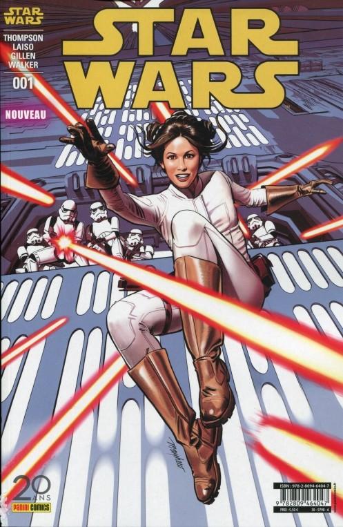 Couverture de Star Wars (Panini Comics - 2017) -1- Aphra
