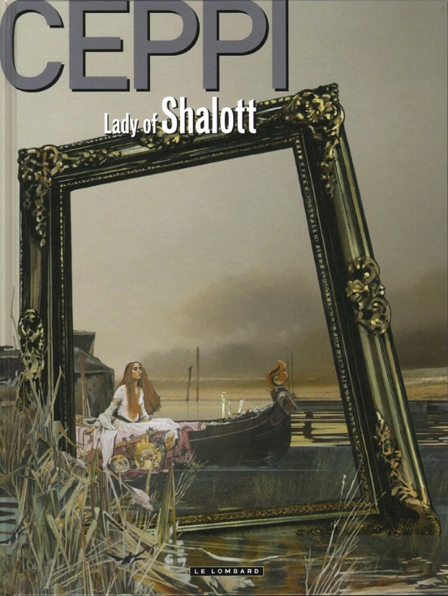Couverture de Lady of Shalott