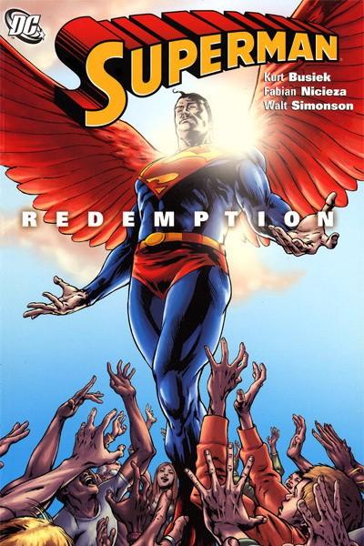 Couverture de Superman (TPB) -INT- Superman: Redemption