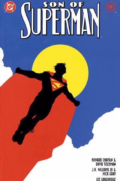 Couverture de Superman (TPB) -INT- Superman: Son of Superman