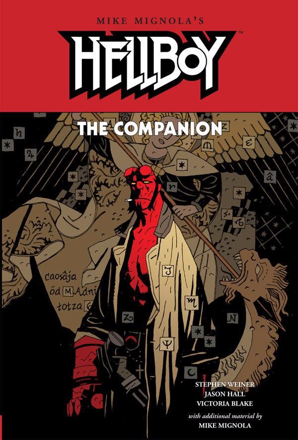 Couverture de Hellboy (1994) -HS- Hellboy: The Companion