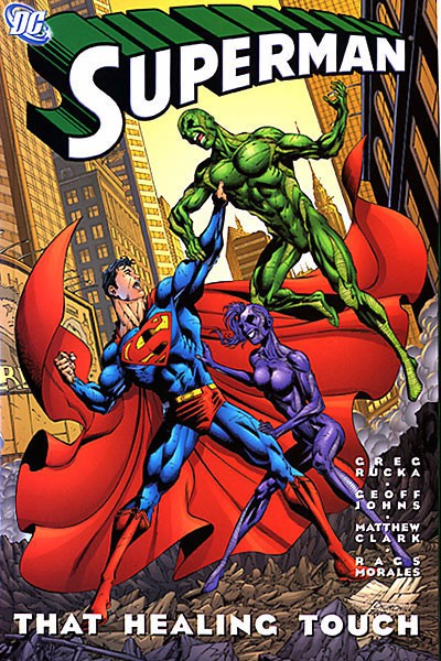 Couverture de Superman: The Ruin Saga (2005) -INT02- That Healing Touch
