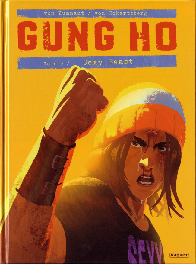 Couverture de Gung Ho -3- Sexy Beast